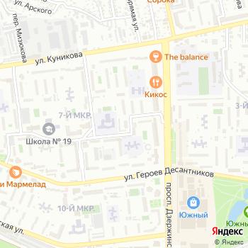 Монолит на Яндекс.Картах