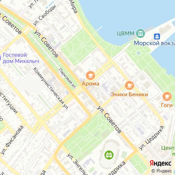 Детская музыкальная школа №1 им. А.С. Данини на Яндекс.Картах