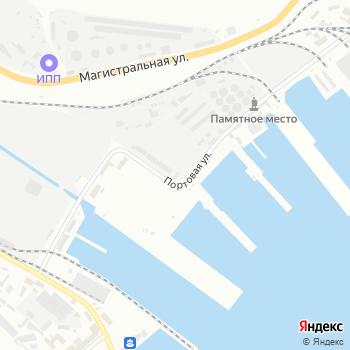 Новоморснаб на Яндекс.Картах