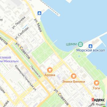 Навигатор на Яндекс.Картах