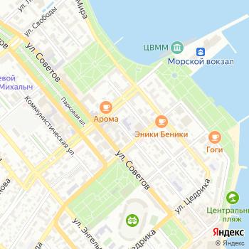 НПИ на Яндекс.Картах