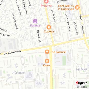 Юггазнефтеснаб на Яндекс.Картах