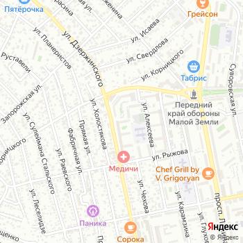 Ритуал-Сервис на Яндекс.Картах