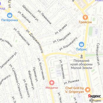 Эхо на Яндекс.Картах