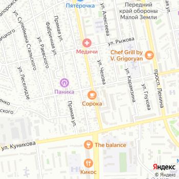 Декоарт на Яндекс.Картах