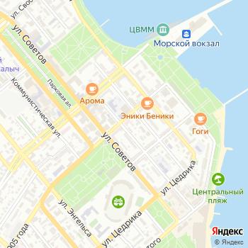 Кожно-венерологический диспансер №8 на Яндекс.Картах