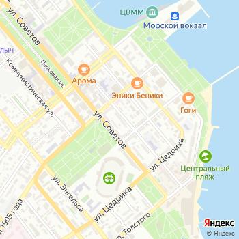 Скиф-Новороссийск на Яндекс.Картах
