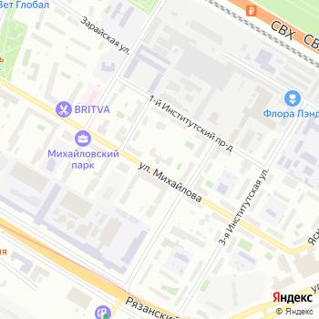 Почта с индексом 109428 на Яндекс.Картах