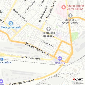 Нотариус Чич С.Н. на Яндекс.Картах