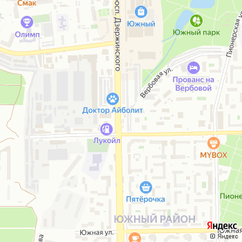 DIAMOND на Яндекс.Картах