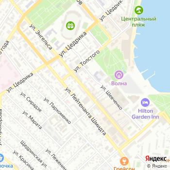 Шалун на Яндекс.Картах