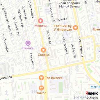 Медвежонок на Яндекс.Картах
