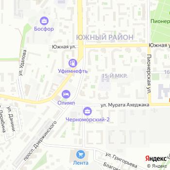 Северянка на Яндекс.Картах