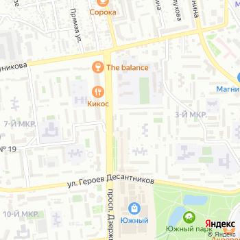 Гармония на Яндекс.Картах