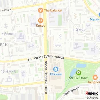 СВЯЗНОЙ на Яндекс.Картах