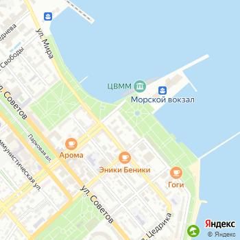 Океан на Яндекс.Картах
