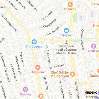 BSF на Яндекс.Картах