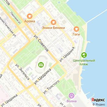 Prego на Яндекс.Картах