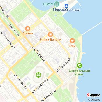 ОТТО на Яндекс.Картах