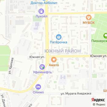 Мегачип на Яндекс.Картах