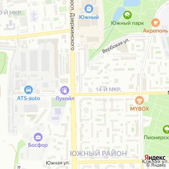 Салон дверей и фурнитуры на Яндекс.Картах