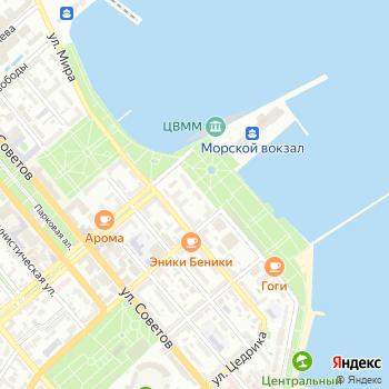 Айк на Яндекс.Картах