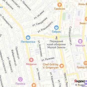 Нескучный сад на Яндекс.Картах