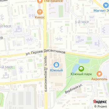 Мир инструментов на Яндекс.Картах