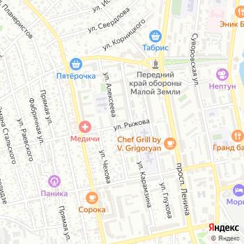 Почта с индексом 353923 на Яндекс.Картах