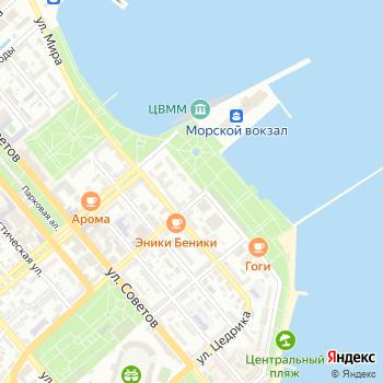 Спецавтострой на Яндекс.Картах