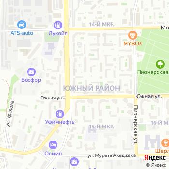 Бумеранг на Яндекс.Картах