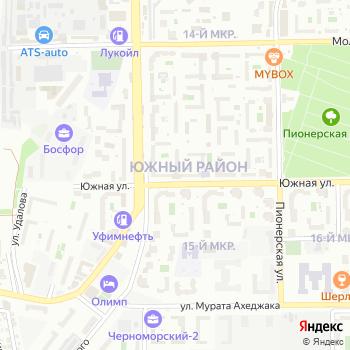 KALE на Яндекс.Картах