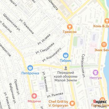 Булочная №8 на Яндекс.Картах
