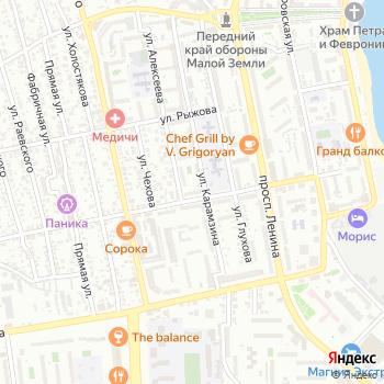 Югмонтаж на Яндекс.Картах
