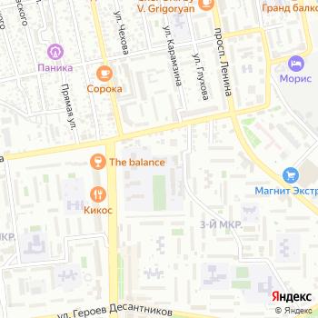 АкваКуб на Яндекс.Картах