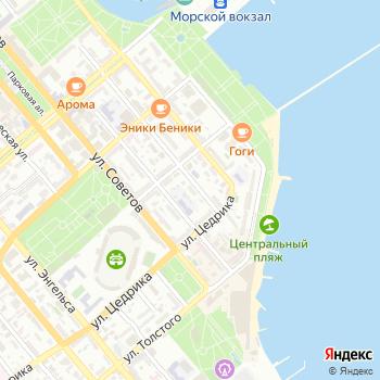 Градъ на Яндекс.Картах