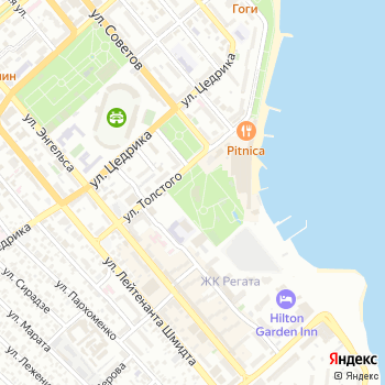Южный на Яндекс.Картах