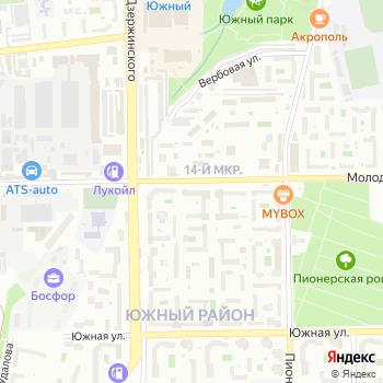 Магнолия на Яндекс.Картах