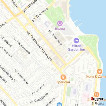Высшая лига на Яндекс.Картах