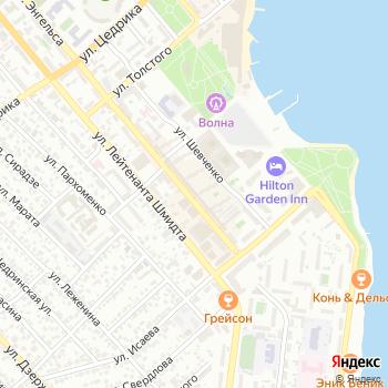 Сумо на Яндекс.Картах