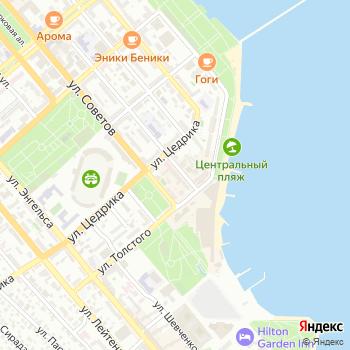 Дамаскос на Яндекс.Картах