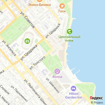 Классик на Яндекс.Картах