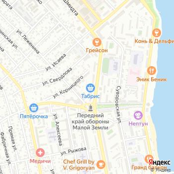 Табрис на Яндекс.Картах