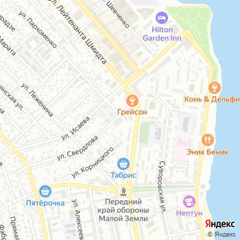 Нотариус Коваленко Е.В. на Яндекс.Картах