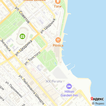 Катюша на Яндекс.Картах