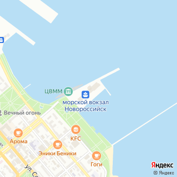 Центральная инспекция государственного портового контроля г. Новороссийска на Яндекс.Картах