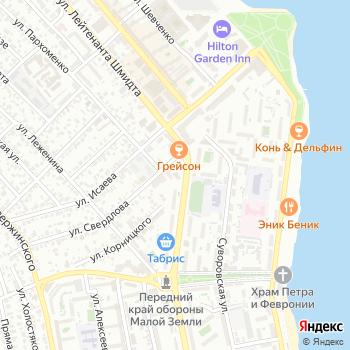 Комплит на Яндекс.Картах