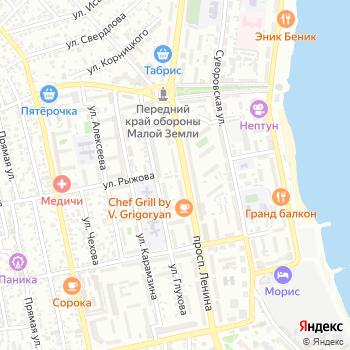 Парадокс на Яндекс.Картах