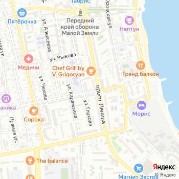 Conte на Яндекс.Картах