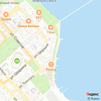 ЮСФИМ на Яндекс.Картах